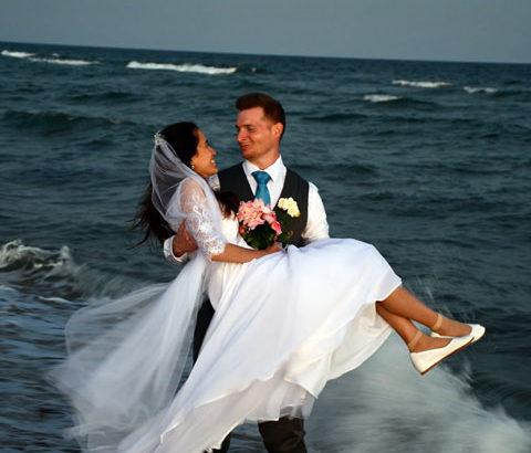 St George Island Wedding Photography