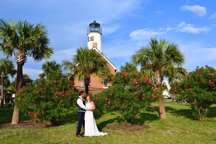 St. George Island Wedding Photographer 2