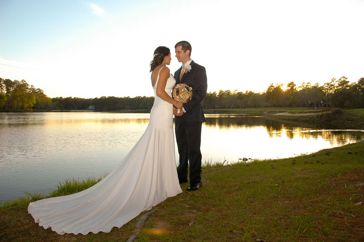 Golden Eagle Country Club Wedding Photographer