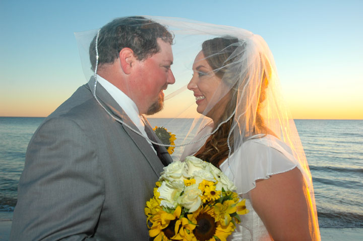 Mexico Beach Wedding Photographer 11