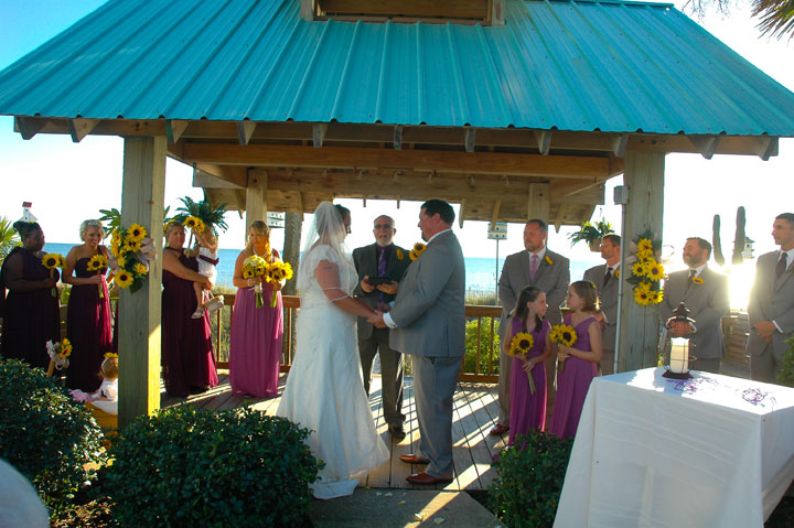Mexico Beach Wedding Photographer 8