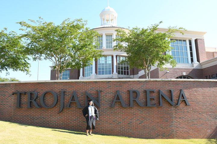 Troy University Graduation Photographer 2