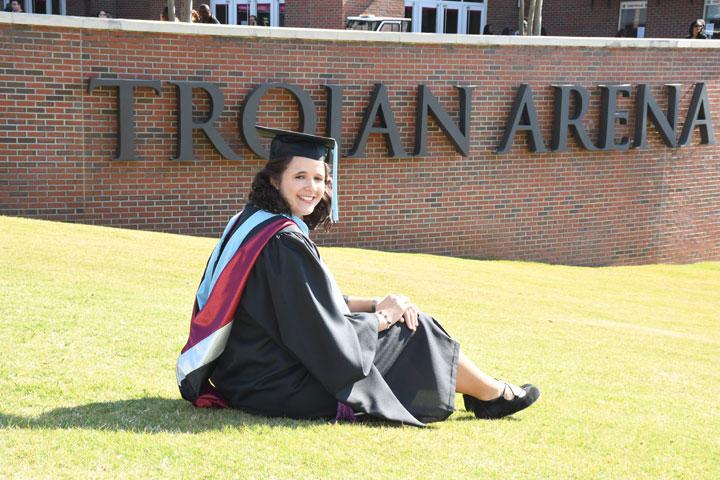 Troy University Graduation Photographer 5