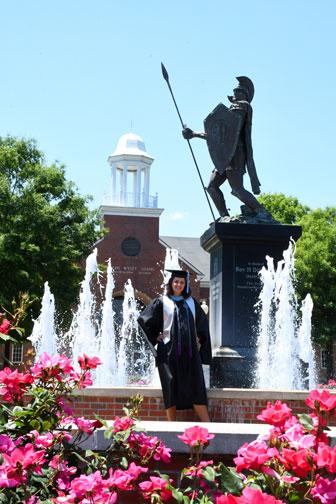 Troy University Graduation Photographer 3