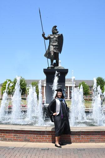 Troy University Graduation Photographer 6