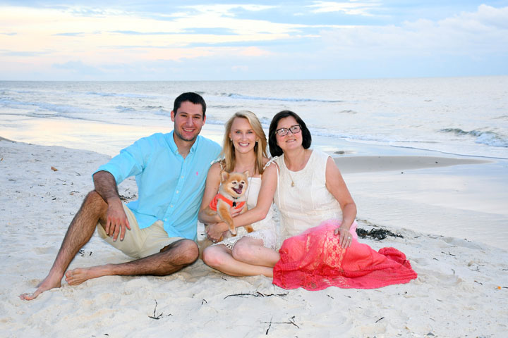 Mexico Beach Florida Family Portraits 10