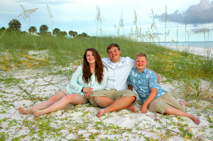 Mexico Beach Florida Family Portraits 2