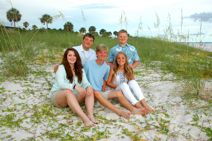Mexico Beach Florida Family Portraits 3