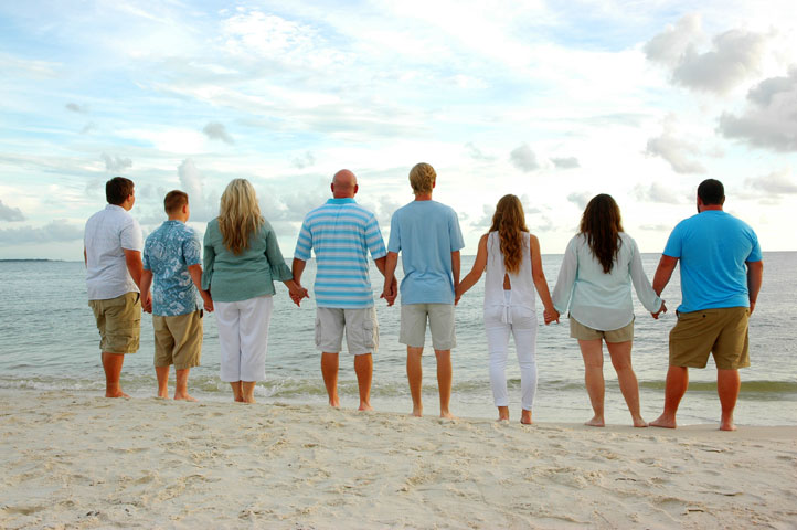 Mexico Beach Florida Family Portraits 4