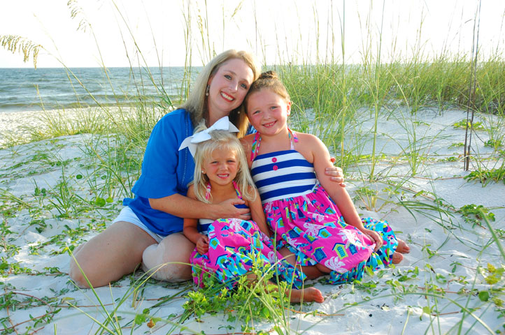 Mexico Beach Florida Family Pictures