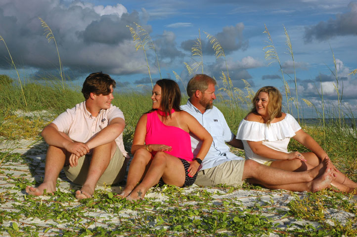 Mexico Beach Family Photographer 4