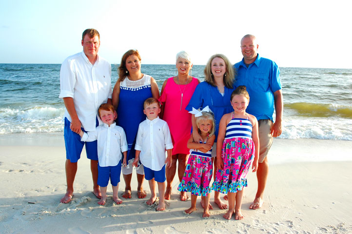 Mexico Beach Florida Family Pictures 7