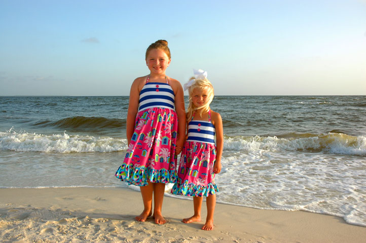 Mexico Beach Florida Family Pictures 4