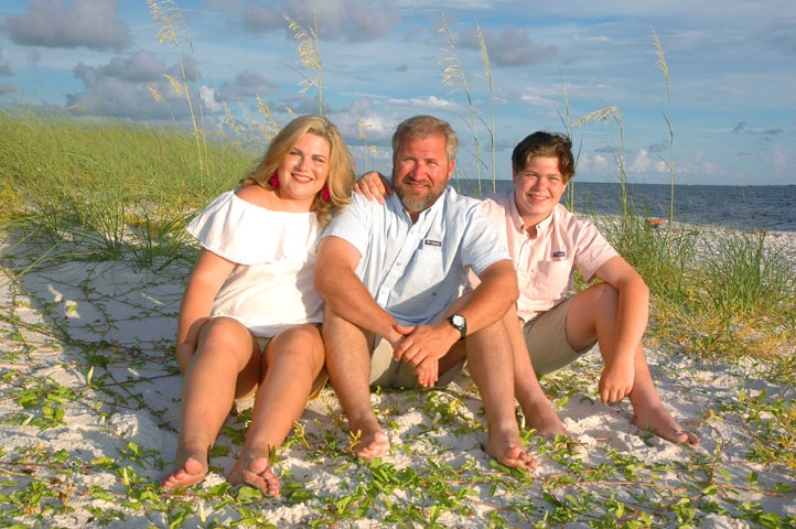 Mexico Beach Family Photographer 2
