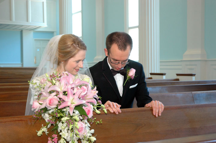 Saint Paul's United Methodist Church Tallahassee Wedding Photographer 6