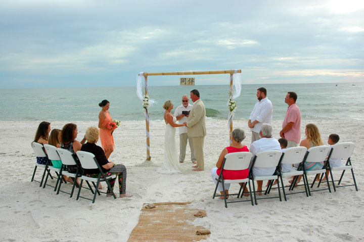 St George Island Wedding Photography 9