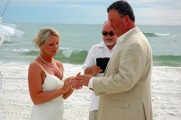 St George Island Wedding Photography 8