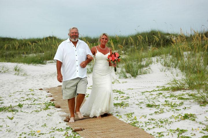 St George Island Wedding Photography 10