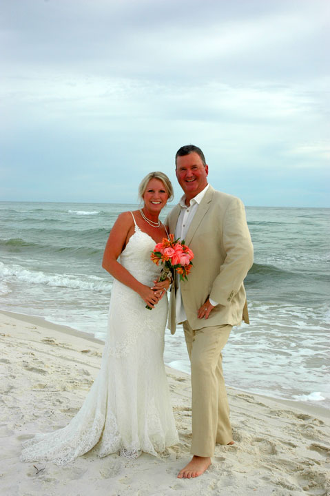 St George Island Wedding Photography 12