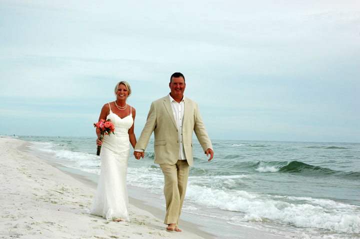 St George Island Wedding Photography 4