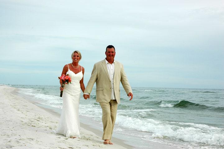 St George Island Wedding Photography 4