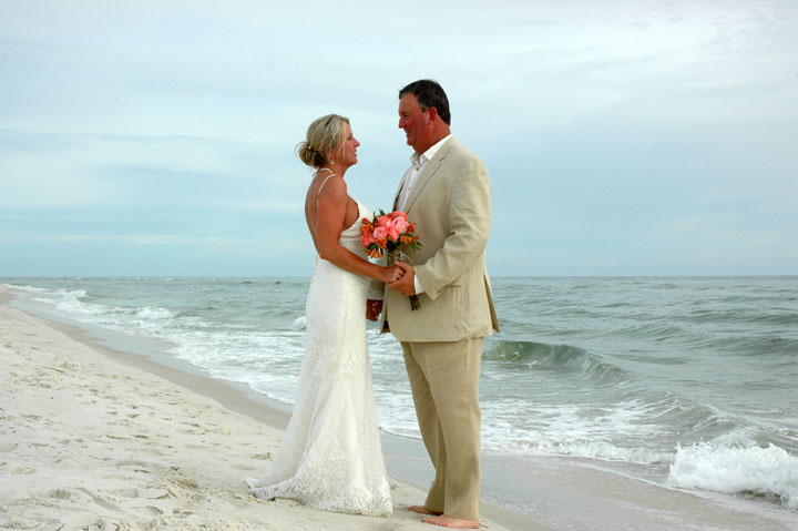 St George Island Wedding Photography 6
