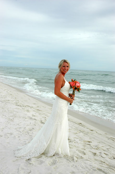 St George Island Wedding Photography 1