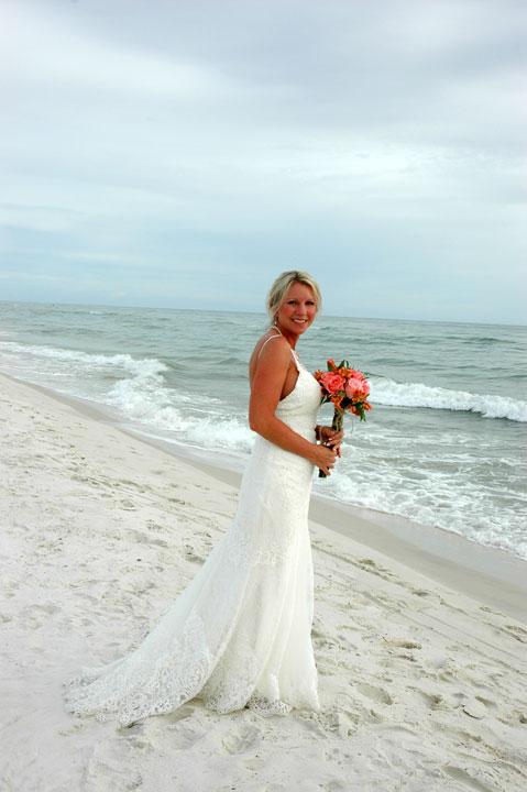 St George Island Wedding Photography 1