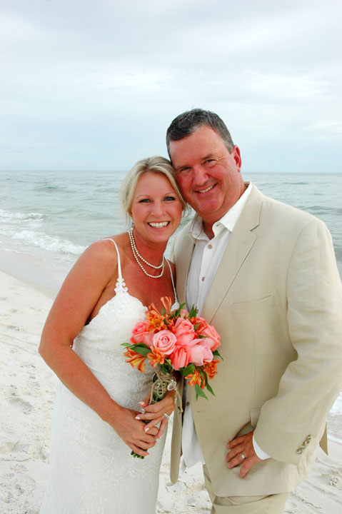 St George Island Wedding Photography 3