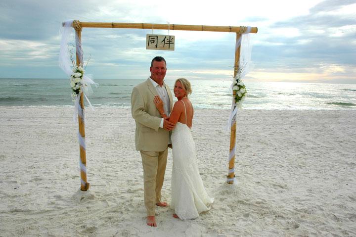 St George Island Wedding Photography 15