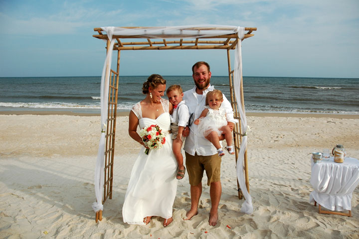 St. George Island Wedding Photographer 7