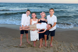 St George Island Beach Family Portraits