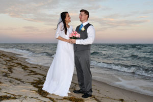 St George Island Beach Wedding Photography