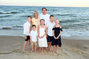 St George Island Family Portraits