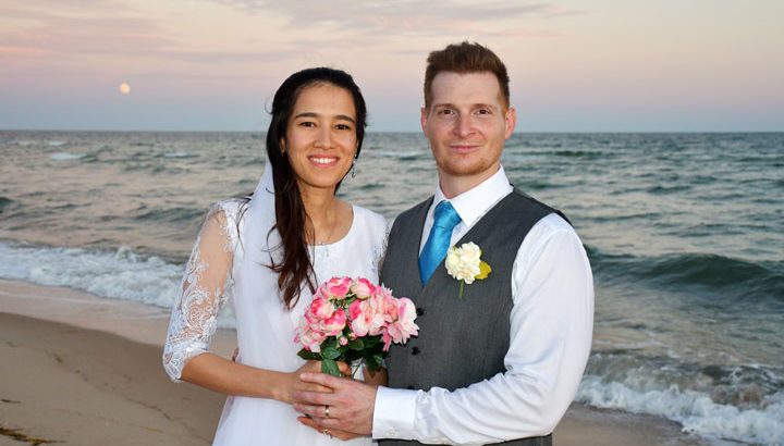 St George Island Wedding Pictures