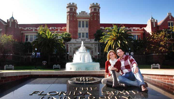 Florida State University Graduation Photographer