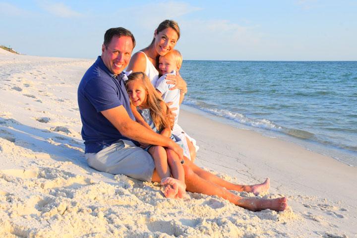 Cape San Blas Family Photographer