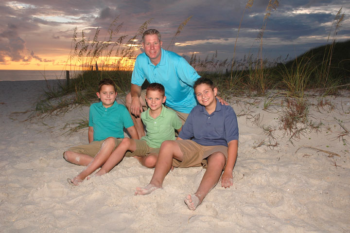 family photographer Panama City Fl
