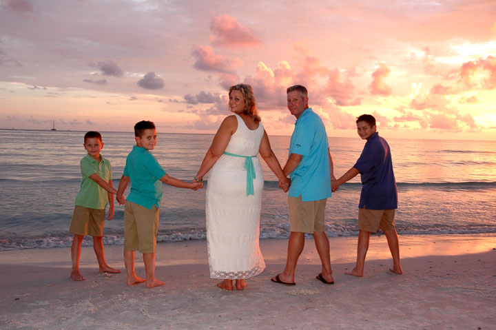 Family photography in Panama City Beach