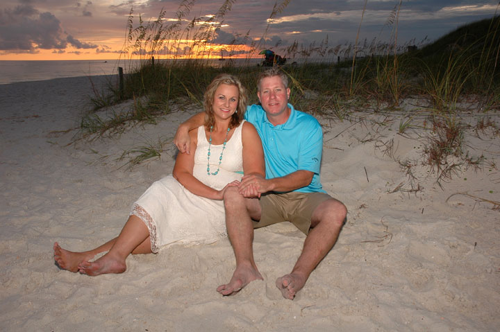 family pictures Panama City Beach