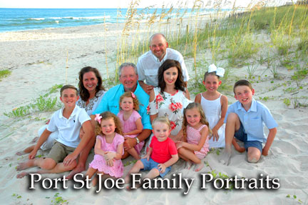 Gallery Family Beach Portraits