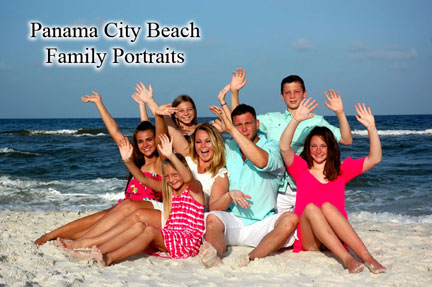 Gallery Panama City Beach Family Portraits