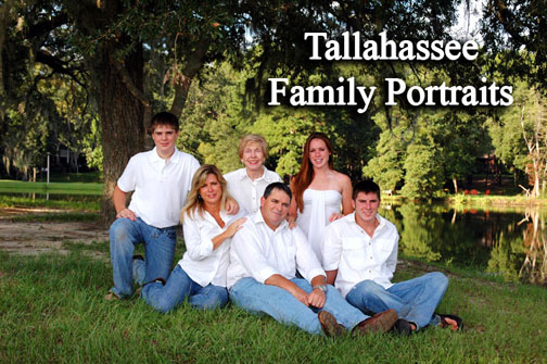 Gallery Tallahassee family portraits