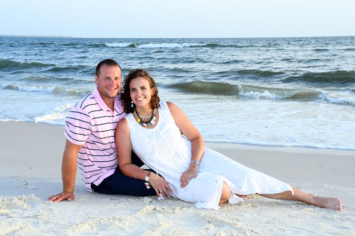 Panama City Beach Family Beach Photography