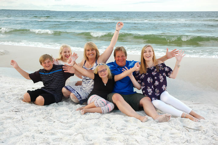 Panama City Beach Family Photos
