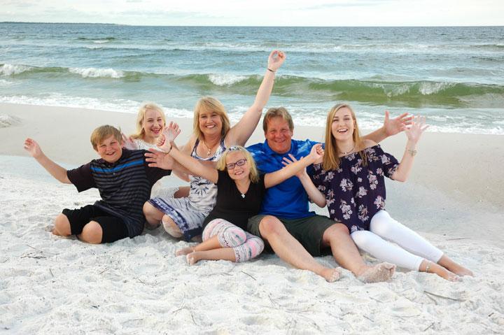 Panama City Beach Family Photos