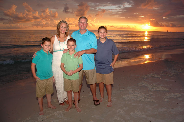 Panama City family photography