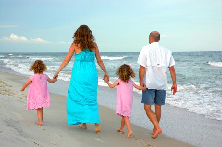 Port St Joe Family Beach Pictures