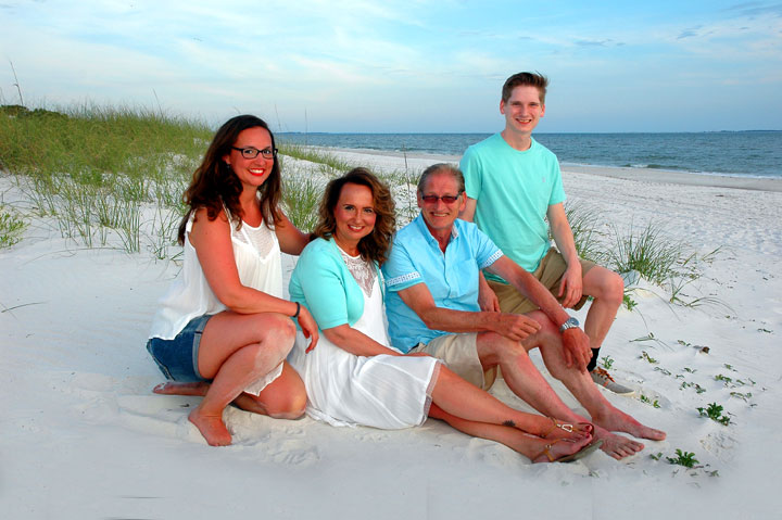 Port St Joe Family Pictures