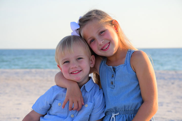 Professional Panama City Beach Family Photos
